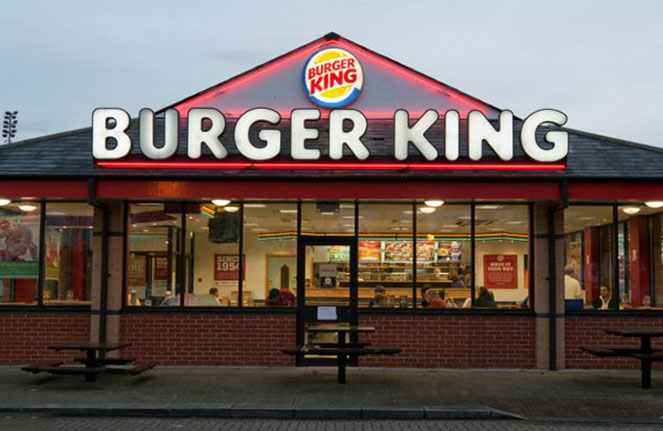 Открываем свой Burger King