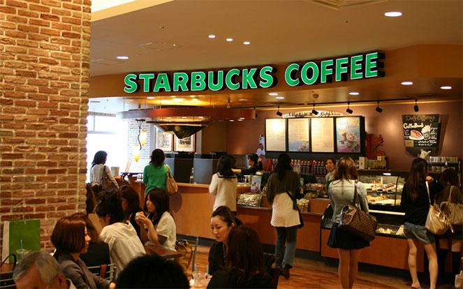 Заключение франшизы со Starbucks