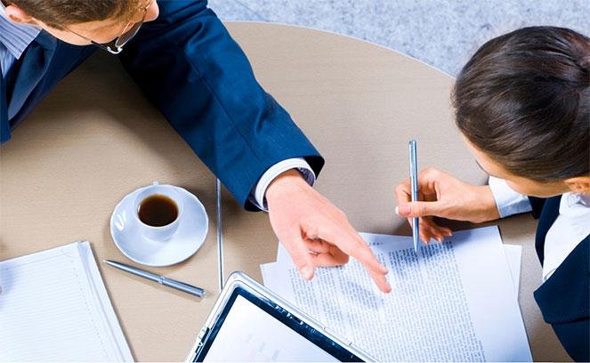 Оформление уведомлений и оповещение кредиторов
