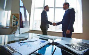 Слияние предприятий или их присоединение